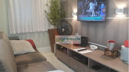 Apartamento Com 2 Dormitórios, 1 Suíte E 1 Vaga De Garagem À Venda No Condomínio Veneza , 62 M² Por R$ 430.000 - Vila Guilherme - São Paulo/sp - Ap0218