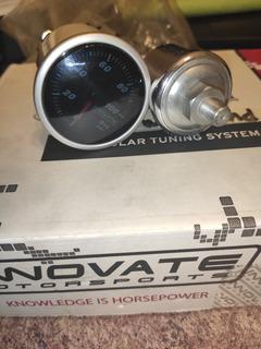 Reloj Presión De Aceite Electrónica Innovate (a Reparar)