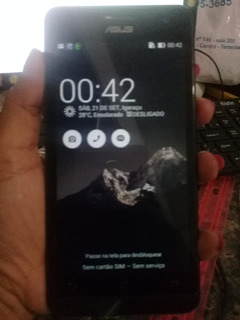 Celular Asus Zenfone 5 Para Retirada De Peças