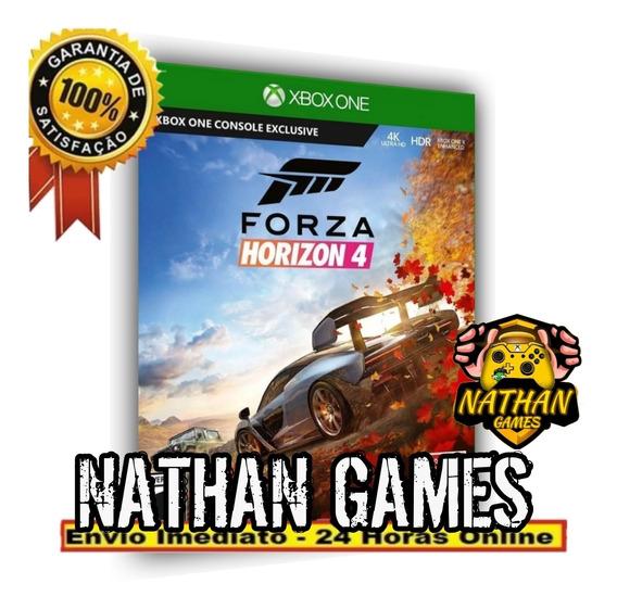 Forza Horizon 4 Digital Xbox One + 1 Jogo Grátis