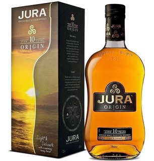 Whisky Jura Origin 10 Años X700cc