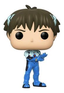 Funko Pop Evangelion Shinji Ikari