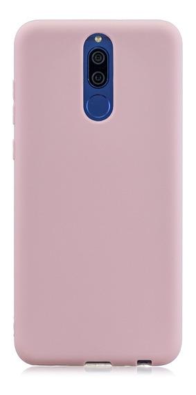 Para Huawei Mate 10 Lite-maimang 6 Lindo Candy Color Matte T