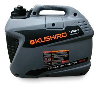 Grupo Electrogeno Generador Inverter 1000w/1200w Kushiro