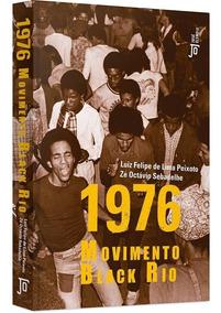 Livro Movimento Black Rio - Lacrado Novo - Frete Gratuito