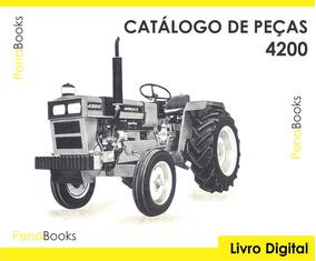 Catálogo Peças Micro Trator Agrale 4200 Motor M-790