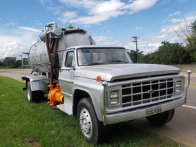 Ford F7000 Limpa Fossa