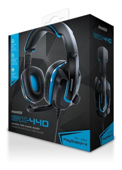 Headset Dreamgear Grx-440 Ps4-xbox One