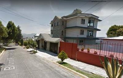 Excelente Casa En Blvd. Popocatepetl En Remate