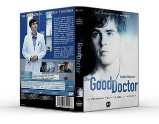 The Good Doctor Pack Completa 2 Temporadas Dvd