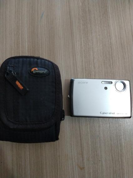 Câmera Digital Sony Cyber-shot Dsc T33