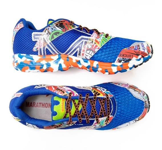 Tênis Marathon Corrida 4000 Unissex Royal Academia Caminhada