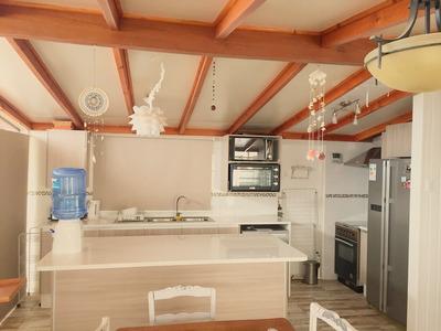 Hermosa Casa En Playa Guanaqueros, Frente Al Mar