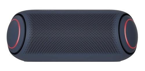 Imagen 1 de 4 de Parlante LG XBOOM Go PL7 portátil con bluetooth negra