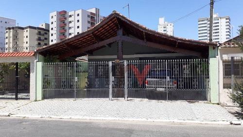 Imagem 1 de 25 de Casa À Venda, 180 M² Por R$ 460.000,00 - Vila Caiçara - Praia Grande/sp - Ca0809