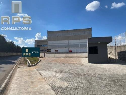 Imagem 1 de 30 de Galpão Novo Para Locação Em Atibaia, Frente Para Rodovia Dom Pedro I - Gl00001 - 2675666