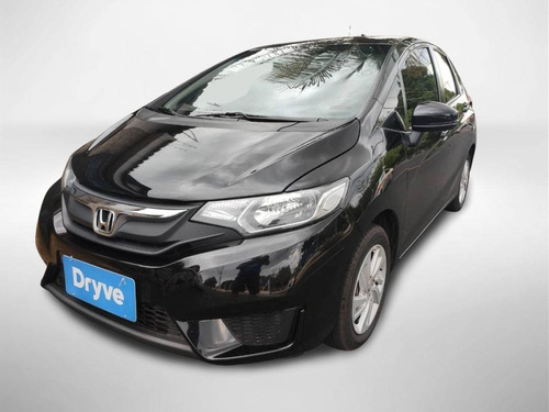 Honda Fit Lx 1.5 16v Flex