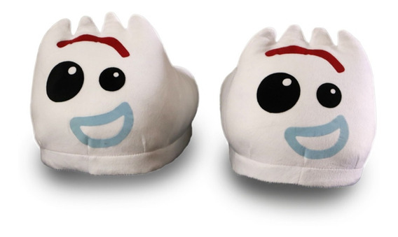 Pantuflas Forky Toy Story