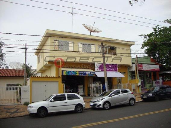 Casa Comercial Para Locação, Jardim Flamboyant, Campinas. - Ca0284