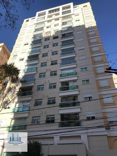 Imagem 1 de 30 de Apartamento Com 2 Dormitórios À Venda, 70 M² Por R$ 1.150.000,00 - Moema - São Paulo/sp - Ap3668
