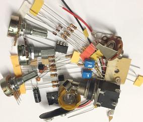 Ds-1 - Kit De Montagem P/ Pedal