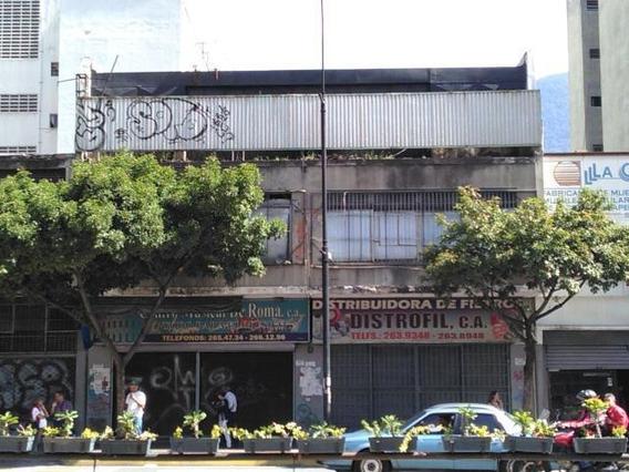 Edificio En Alquiler Chacao Mls #19-18372