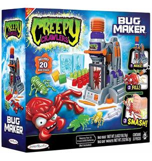 Fabrica De Insectos Creepy Crawlers