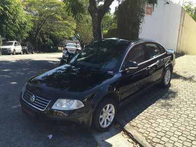 Passat 1.8 Turbo Blindado 2004/2004 R$ 12.399,99