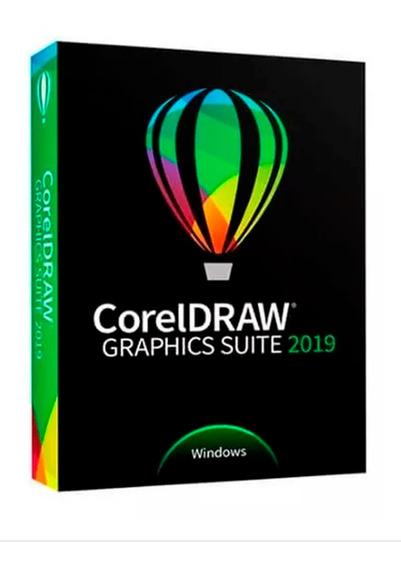 Corel Draw 2019 Full- Envio Gratis Inmediato