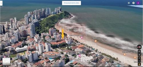 Imagem 1 de 16 de Praia Do Tombo - Apartamento A 20 Metros Da Praia, Finamente Acabado Com Ar Condicionado - 930