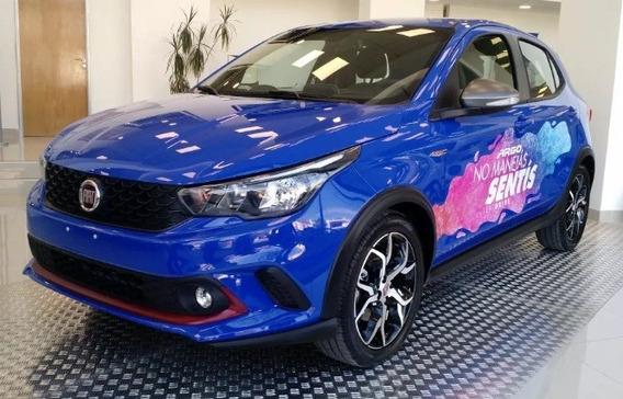 Plan Uber 0km Fiat Argo Gnc Retira $87.000 Tomo Usados P-