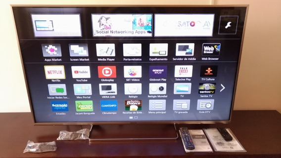 Smart Tv Panasonic 55