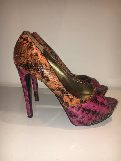 Zapatos Pump / Tacones Guess Originales Talla 7,5