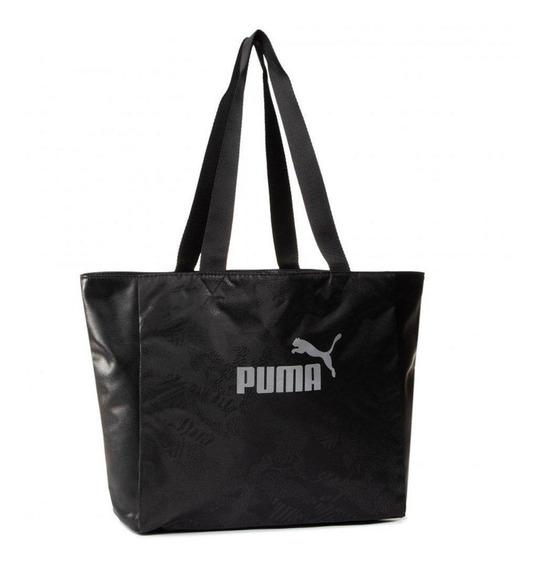 Bolsa Puma Core Up Large Shopper 076971-01 - Tamanho Único