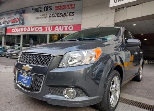Imagen 1 de 15 de Chevrolet Aveo 1.6 Ltz Bolsas De Aire Y Abs Nuevo At 2016