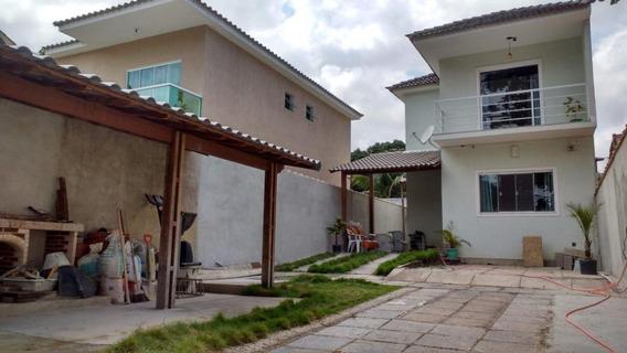 Casa Em Piratininga, Niterói/rj De 140m² 2 Quartos À Venda Por R$ 520.000,00 - Ca412768