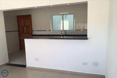 Sobrado Com 3 Dorms, Vila Voturua, São Vicente - R$ 380.000,00, 110m² - Codigo: 5243 - V5243