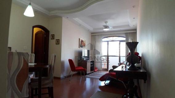 Apto De 3 Dormitórios - Vila Itapura - Ap18826
