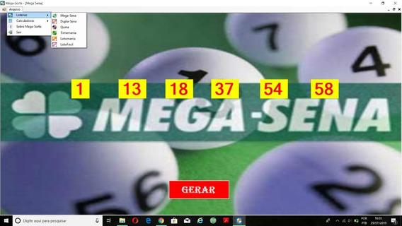 Programa Para Ganhar Na Loteria