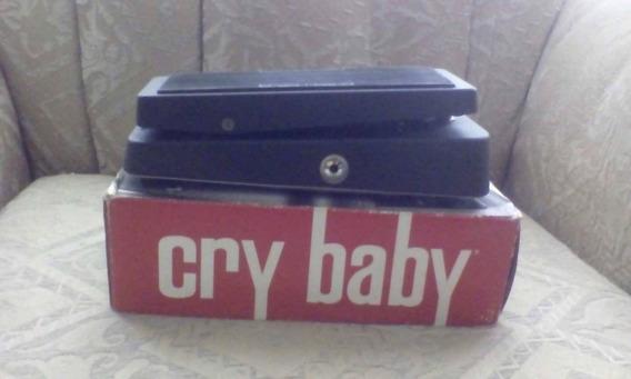Pedal Wha Wha Cry Baby Modelo Gcb95 30 Tru Mps