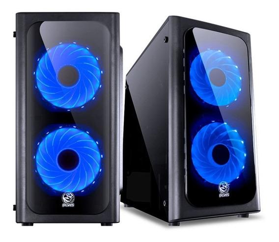 Pc Gamer I5, 8gb, Ssd 120, Gtx 1060 6gb, Hd 1tb, 500w 80p