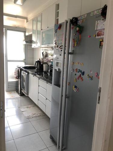Imagem 1 de 20 de Apartamento À Venda No Bairro Jardim Ester Yolanda - São Paulo/sp - O-18647-31098