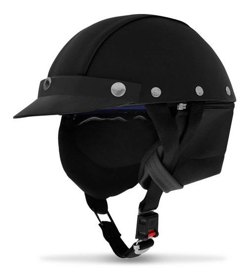 Capacete Pro Tork Coquinho Moto Sem Viseira Aberto Cap-01