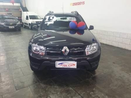 Renault Duster Expression 2019 Uber Black