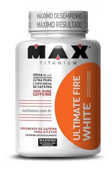 Ultimate Fire White (60caps) Max Titanium