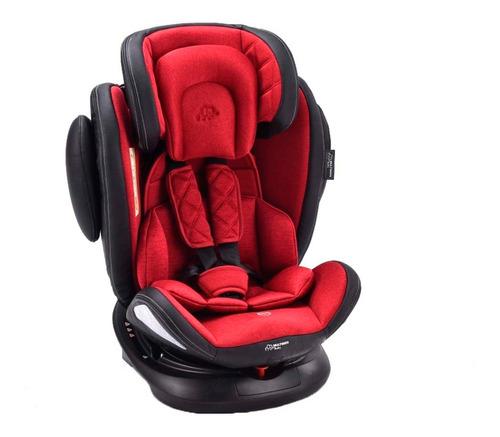 Cadeira De Carro Softfix 360º Multikids De 0 À 36kg Vermelho