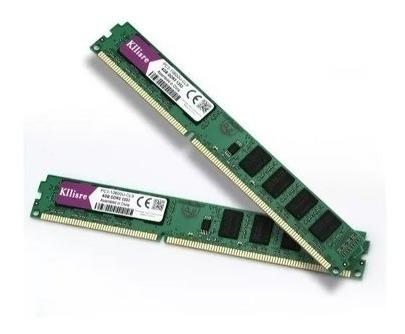 Memória Kllisre Ddr3, 1600 Mhz,8 Gb, Oferta!!!