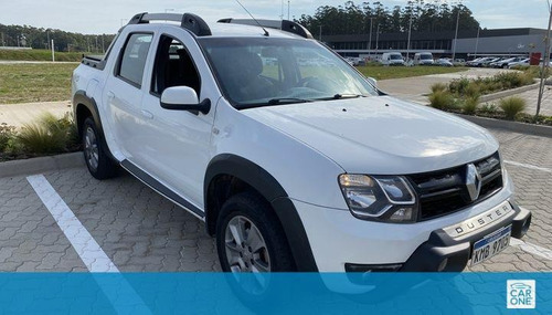 Renault Oroch 4wd 2.0 2019