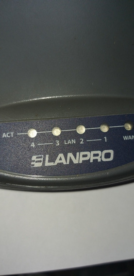 Router Lp-1521 Lampro