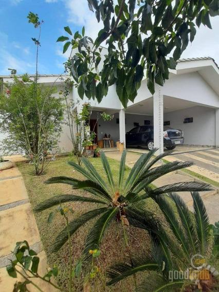 Casa Em Condomínio Em Araçoiaba, Aceita Permuta - Ca0087